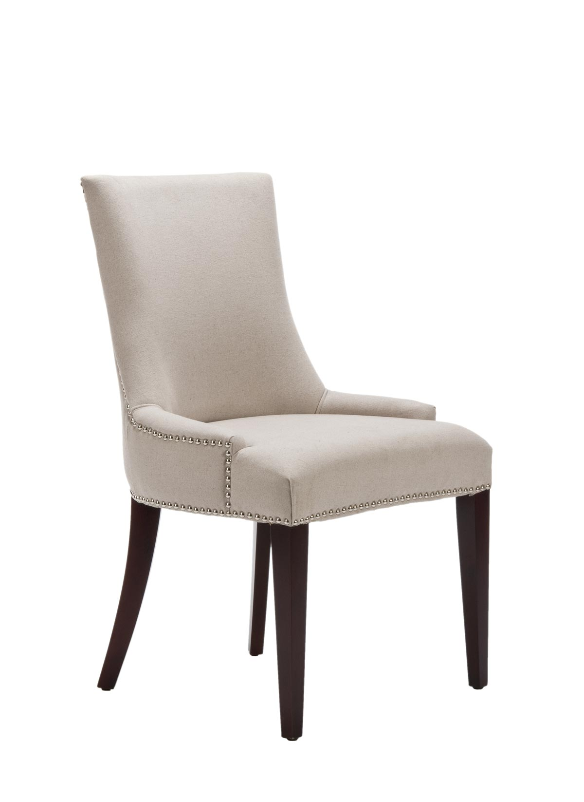 safavieh mcr4502a becca dining chair taupe