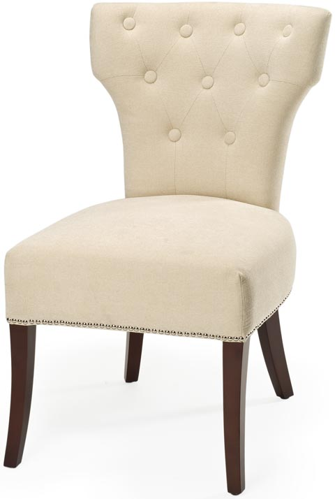 Safavieh - MCR4504A GRAMERCY SIDE CHAIR (SET OF TWO)...