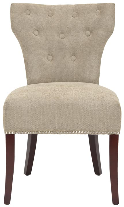 Safavieh - MCR4504B GRAMERCY SIDE CHAIR - SAGE (SET ...