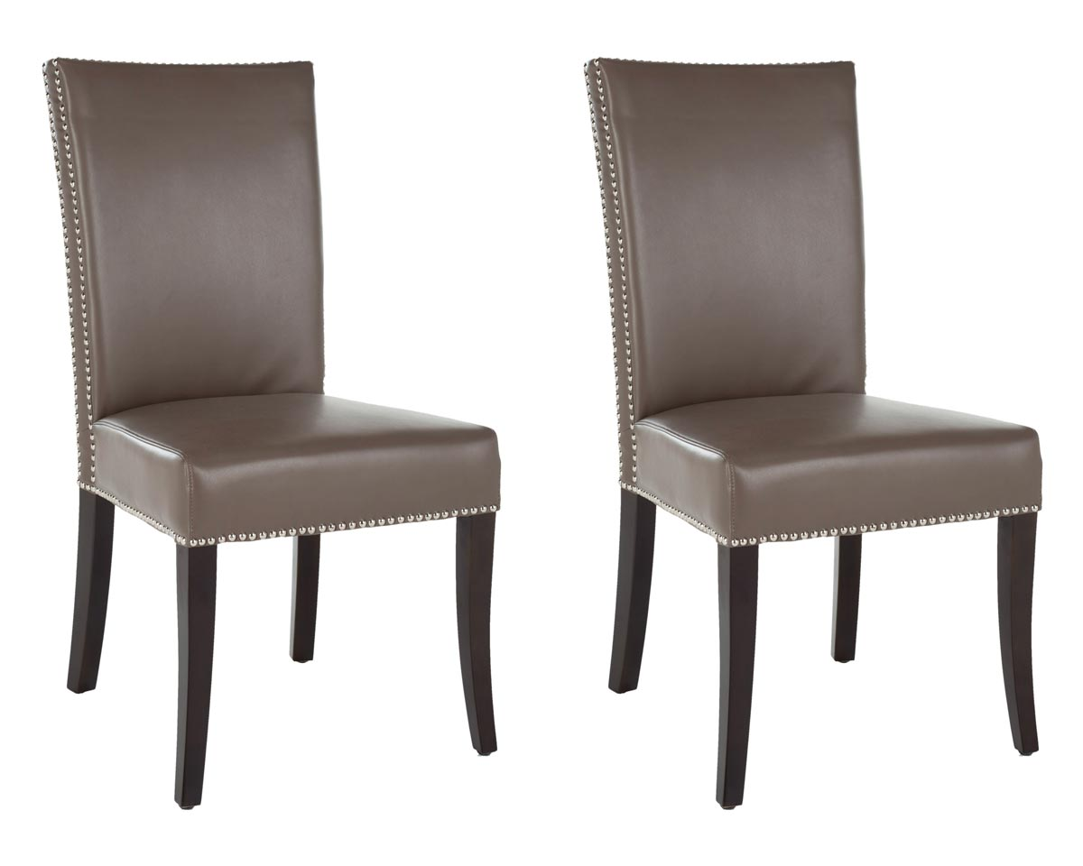 Safavieh - MCR4506D BREWSTER SIDE CHAIR - CLAY (SET ...