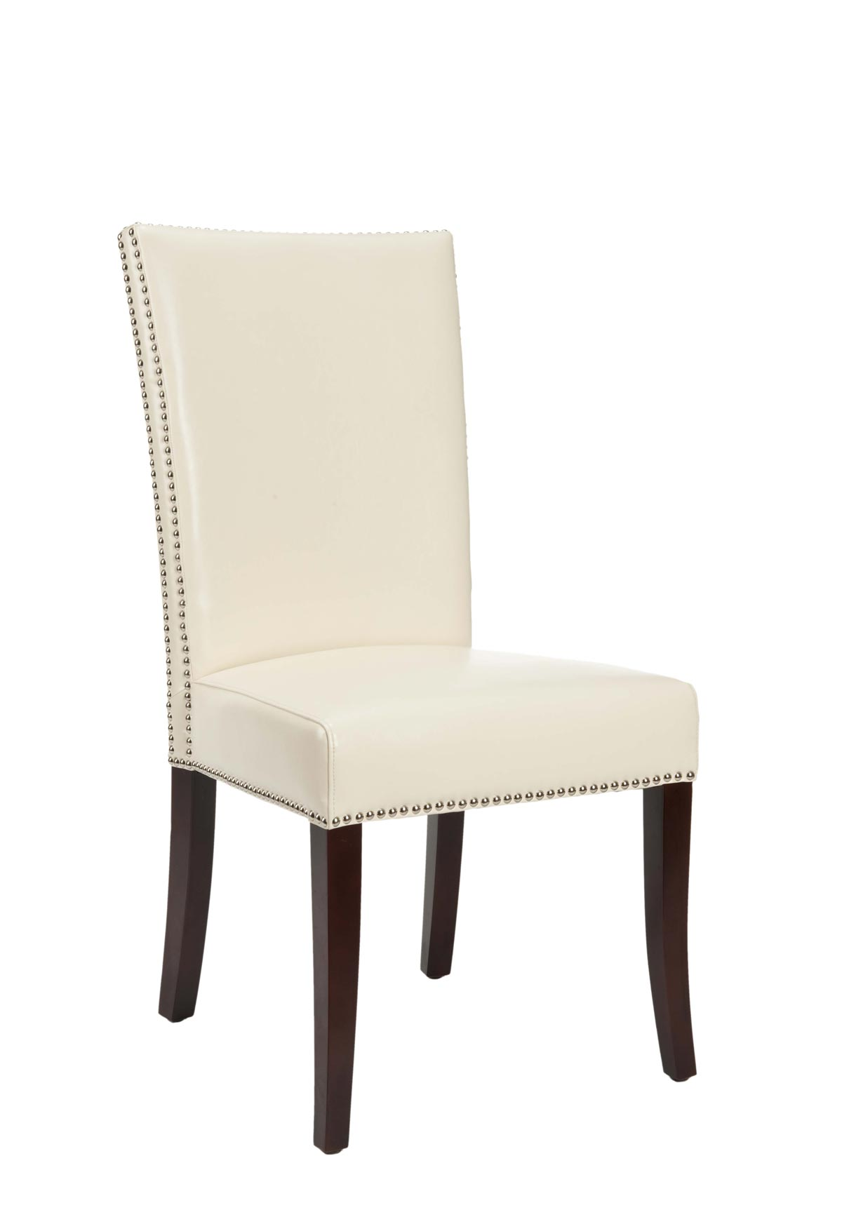 Safavieh - MCR4506K BREWSTER SIDE CHAIR - CREAM (SET ...