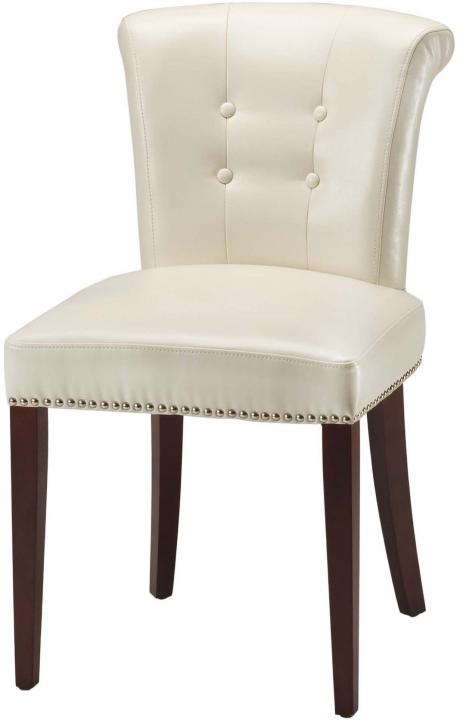 Safavieh - MCR4507K ARION CHAIR - WHITE (SET OF TWO)...
