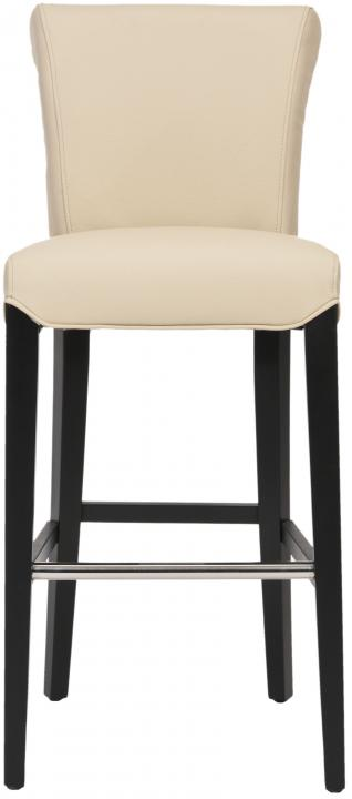 Safavieh - MCR4510C SETH BAR STOOL - CREAM
