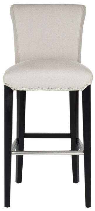 Safavieh - MCR4510D SETH BAR STOOL