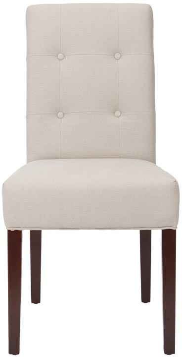 Safavieh - MCR4526A SAXTON SIDE CHAIR (SET OF TWO)