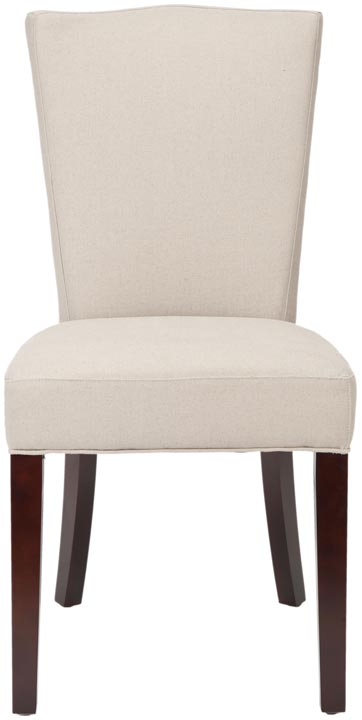 Safavieh - MCR4529A COLETTE SIDE CHAIR - BEIGE (SET ...
