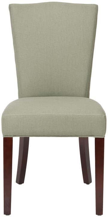Safavieh - MCR4529B COLETTE SIDE CHAIR - SAGE (SET OF ...