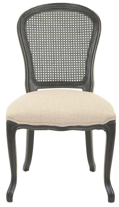 Safavieh - MCR4541B LUCY SIDE CHAIR (SET OF TWO)