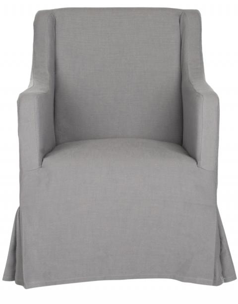 Safavieh - MCR4542B SANDRA SLIPCOVER CHAIR
