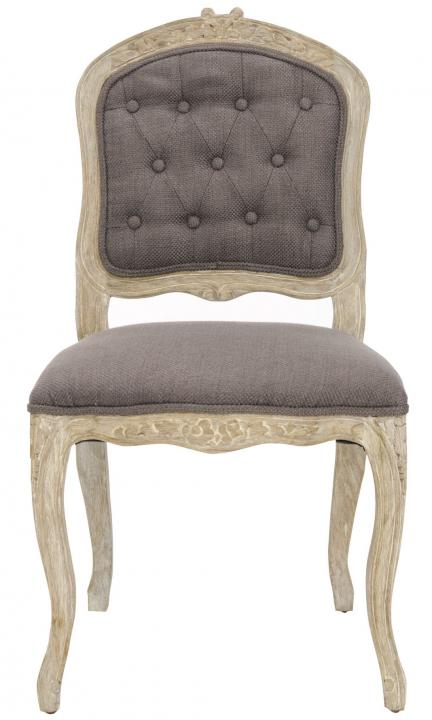 Safavieh - MCR4551B CARISSA SIDE CHAIR - GRAY (SET)