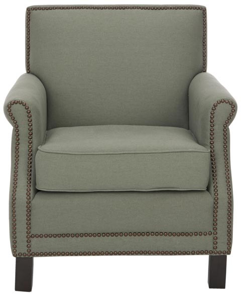 Safavieh - MCR4572A EASTON CLUB CHAIR