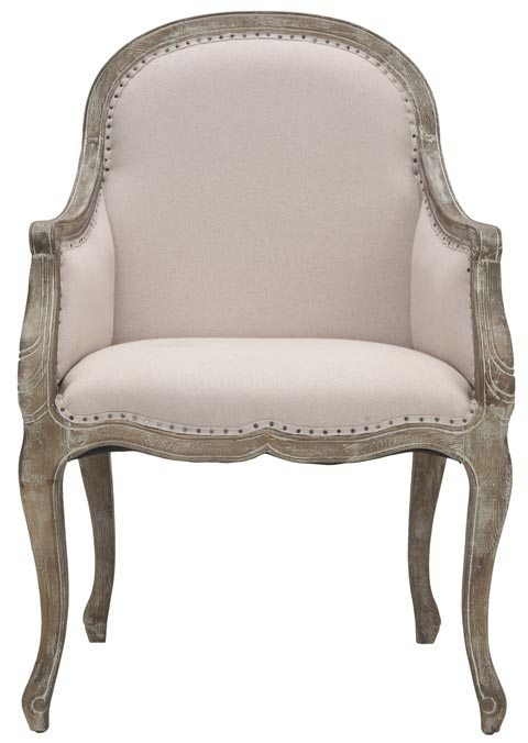 Safavieh - MCR4575A ESTHER ARM CHAIR