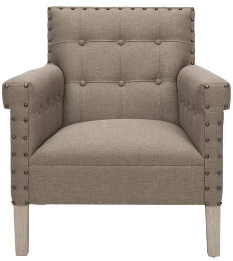 Safavieh - MCR4581A CRAIG CLUB CHAIR