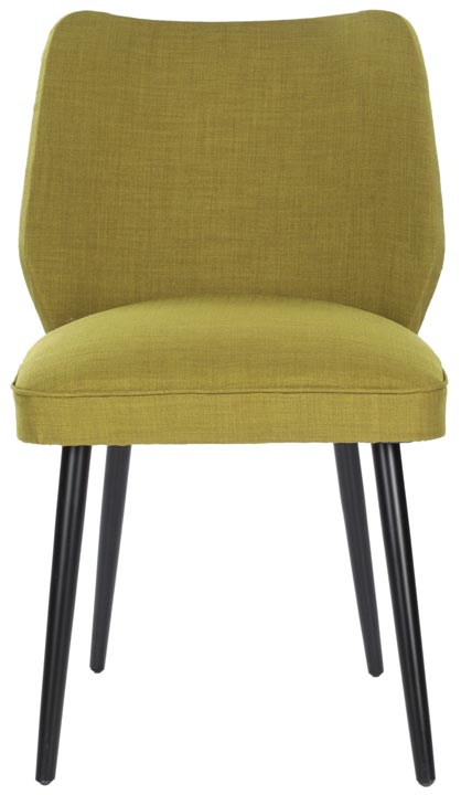 Safavieh - MCR4611B ETHEL DINING CHAIR (SET OF TWO)
