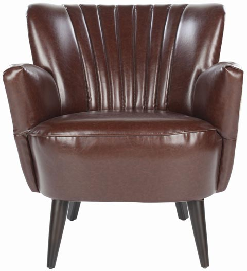 Safavieh - MCR4612A COOPER ARM CHAIR
