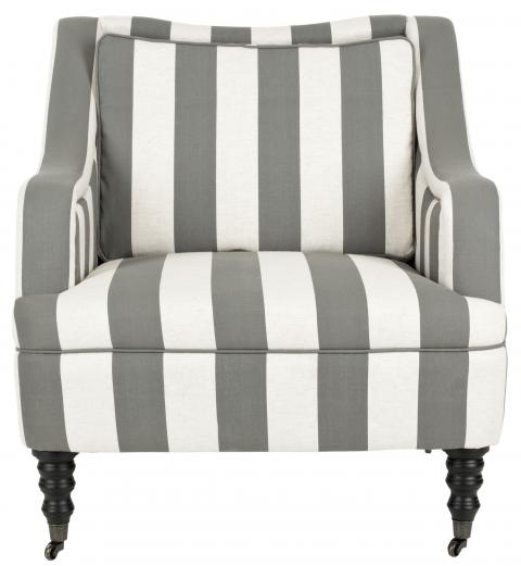 Safavieh - MCR4652A HOMER ARM CHAIR