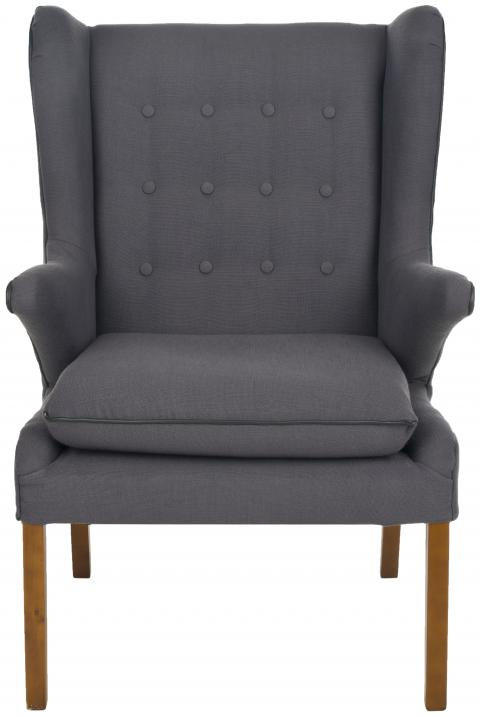 Safavieh - MCR4653A GOMER ARM CHAIR