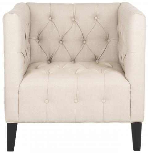 Safavieh - MCR4662A GLEN CLUB CHAIR
