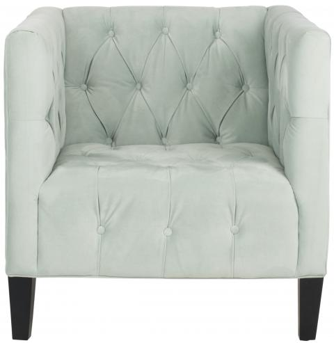 Safavieh - MCR4662B GLEN CLUB CHAIR