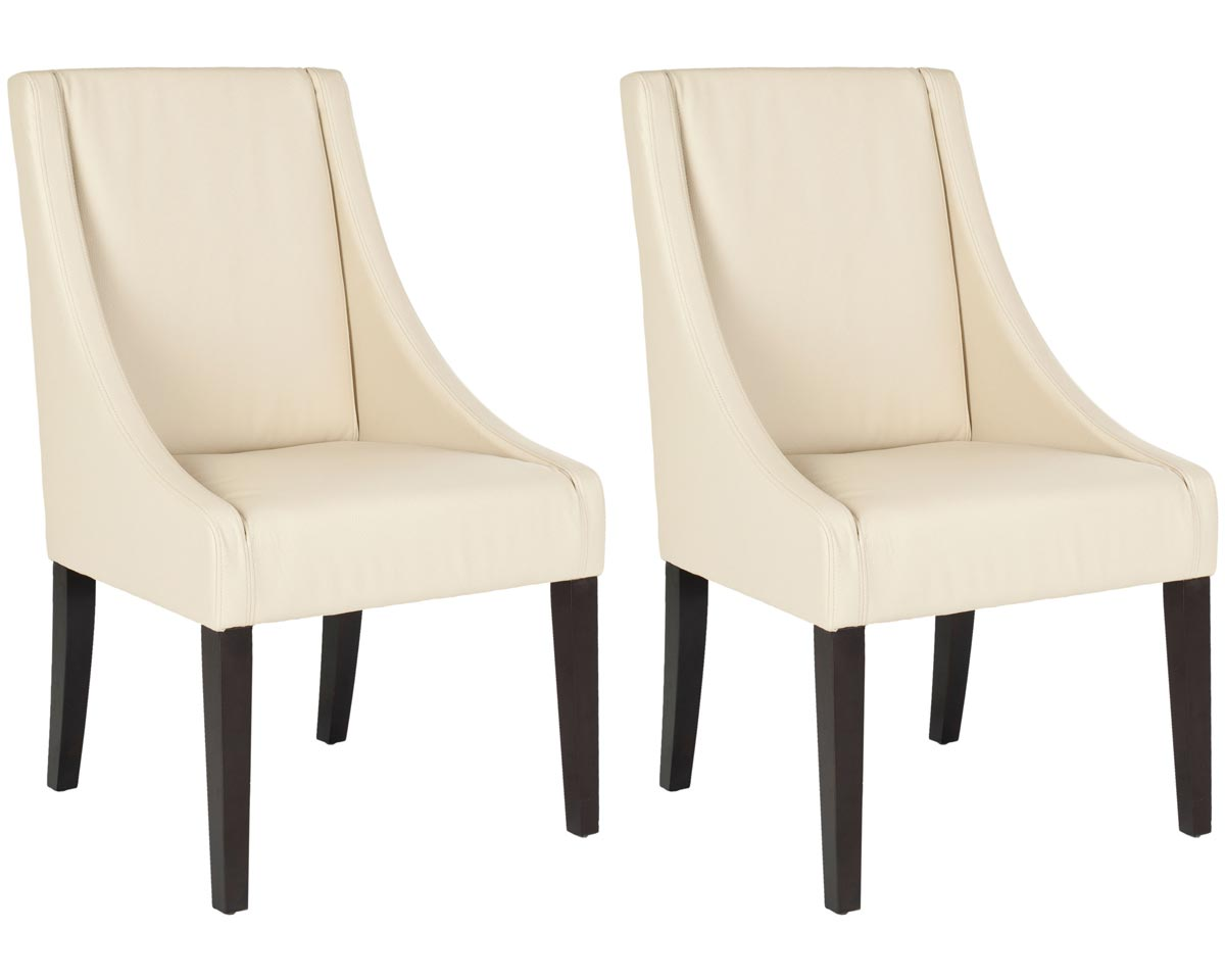 Safavieh - MCR4702A BRITANNIA KD SIDE CHAIRS (SET OF ...