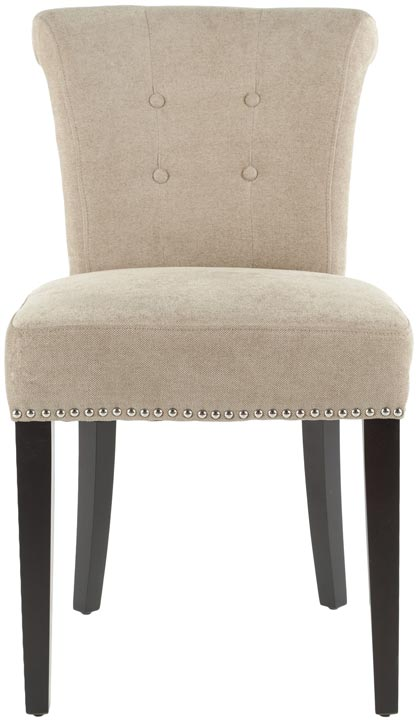 Safavieh - MCR4704B SINCLAIR DINING CHAIRS (SET OF TWO)...