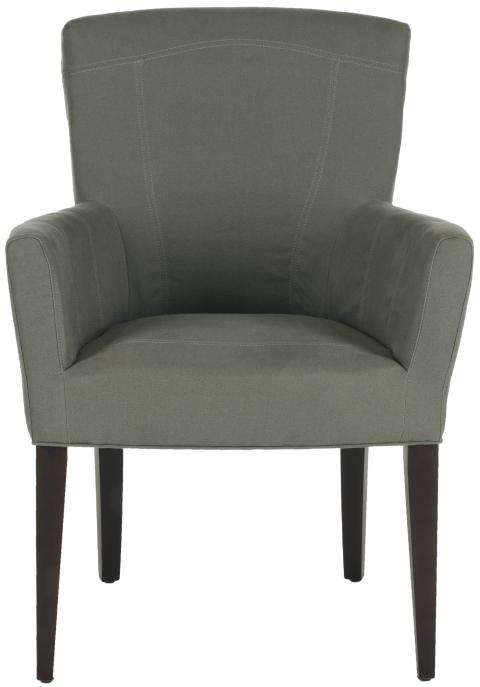 Safavieh - MCR4710D DALE ARM CHAIR