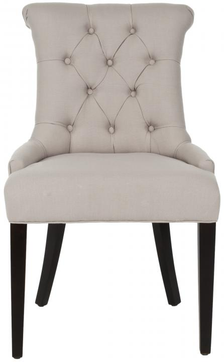 Safavieh - MCR4712B BOWIE SIDE CHAIRS - TAUPE (SET OF ...