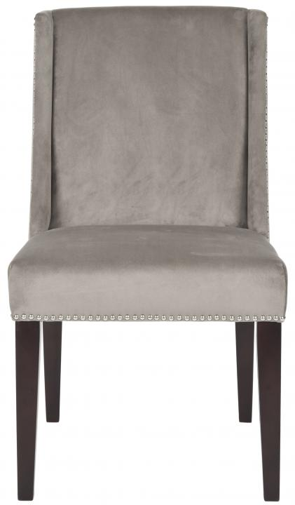 Safavieh - MCR4713B HUMPHREY DINING CHAIR - MUSHROOM ...