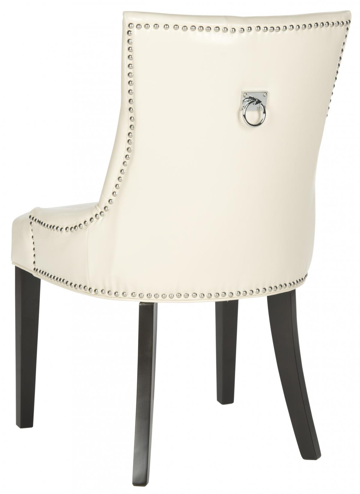 Safavieh   MCR4716B HARLOW RING CHAIR   OFF WHITE (SET)