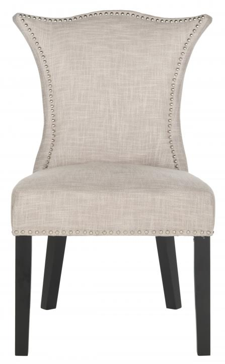 Safavieh - MCR4717A CIARA SIDE CHAIR - GRAY (SET)