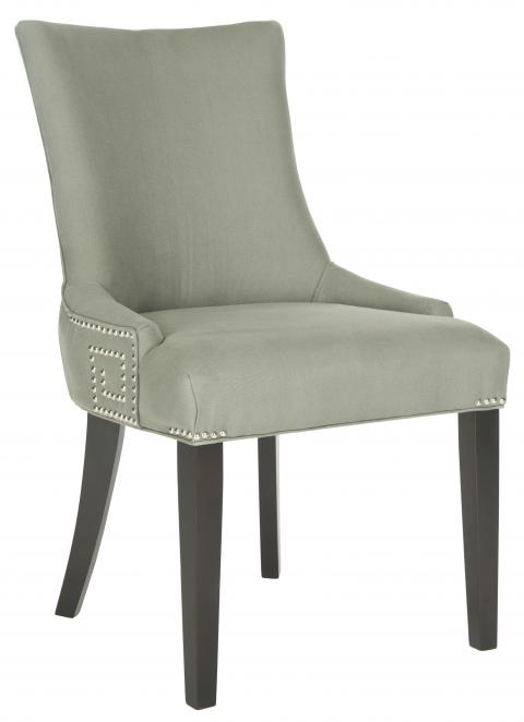 Safavieh - MCR4718C GRETCHEN SIDE CHAIR - GRANITE (SET)...