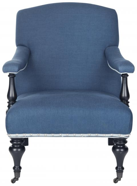 Safavieh - MCR4731A DEVONA ARM CHAIR