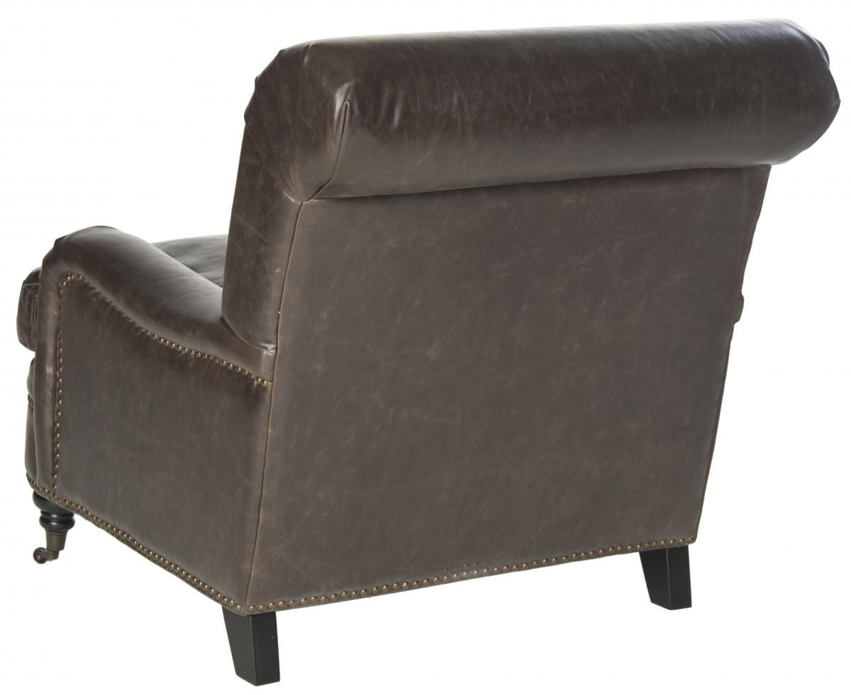 Safavieh - MCR4739B SILVIA CLUB CHAIR