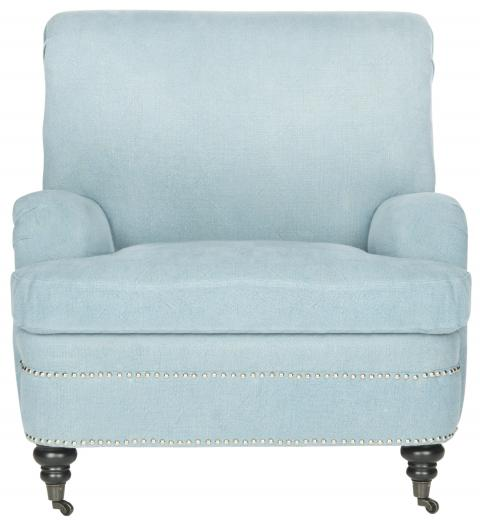 Safavieh - MCR4739C SILVIA CLUB CHAIR
