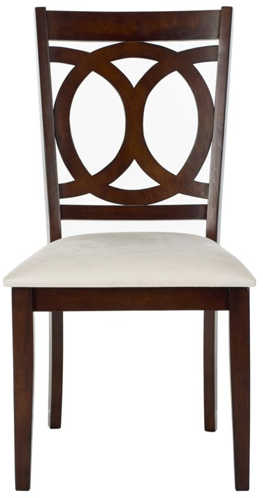 Safavieh SEA3000A DREW DINING CHAIR $621 00 Dining Chairs