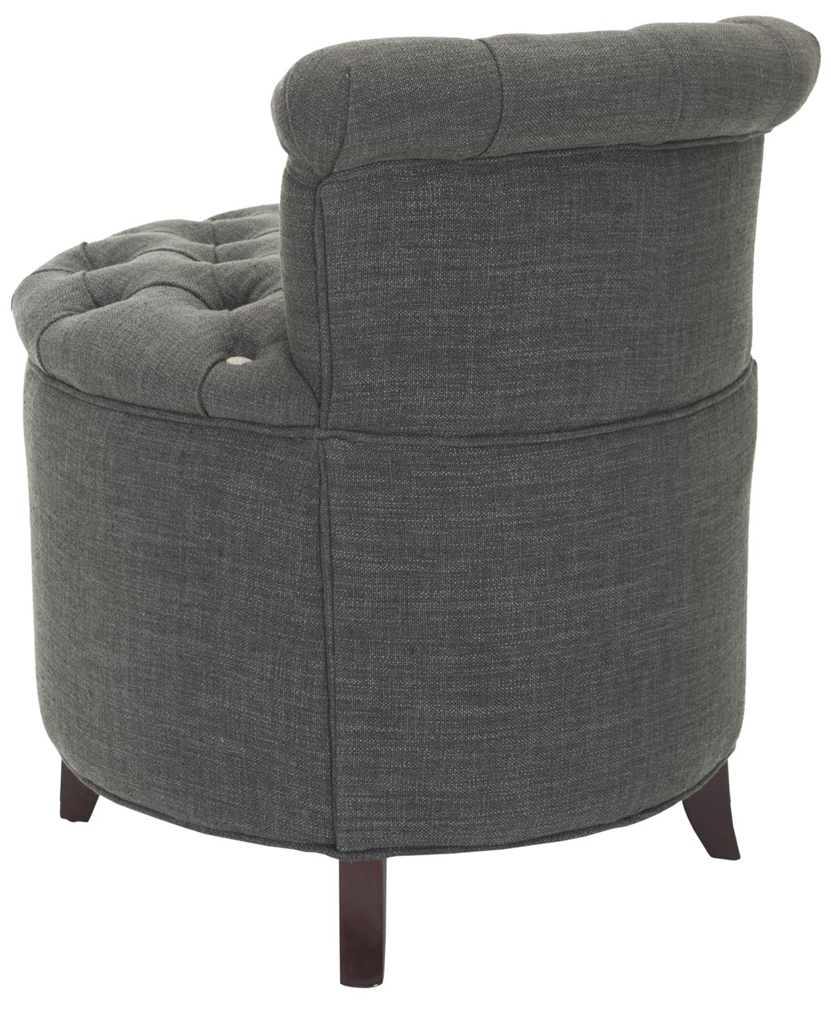 safavieh mcr4518a rebecca tufted vanity chair