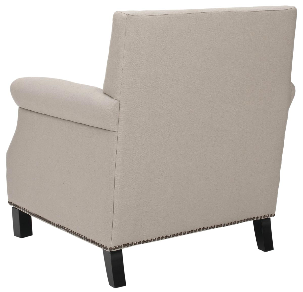 Safavieh - MCR4572B EASTON CLUB CHAIR