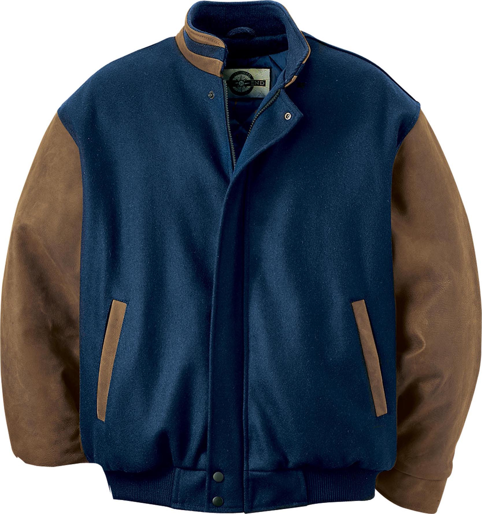 Ash City Classic 88075 - Men's Melton Nubuck Jacket ...