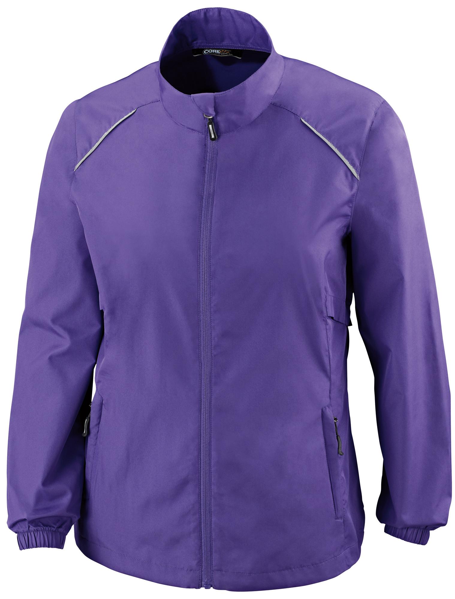 Ash City Core365 78183 - Motivate Core365 Outwear Ladies' Unlined Lightweight Jacket