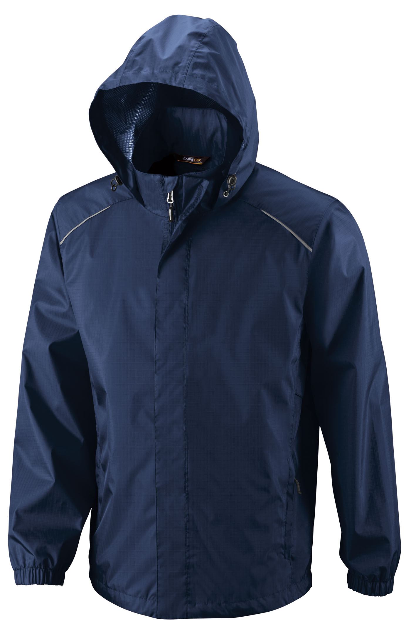 Ash City Core365 88185 - Climate Core365 Men's Seam-Sealed Lightweight Variegated Ripstop Jacket