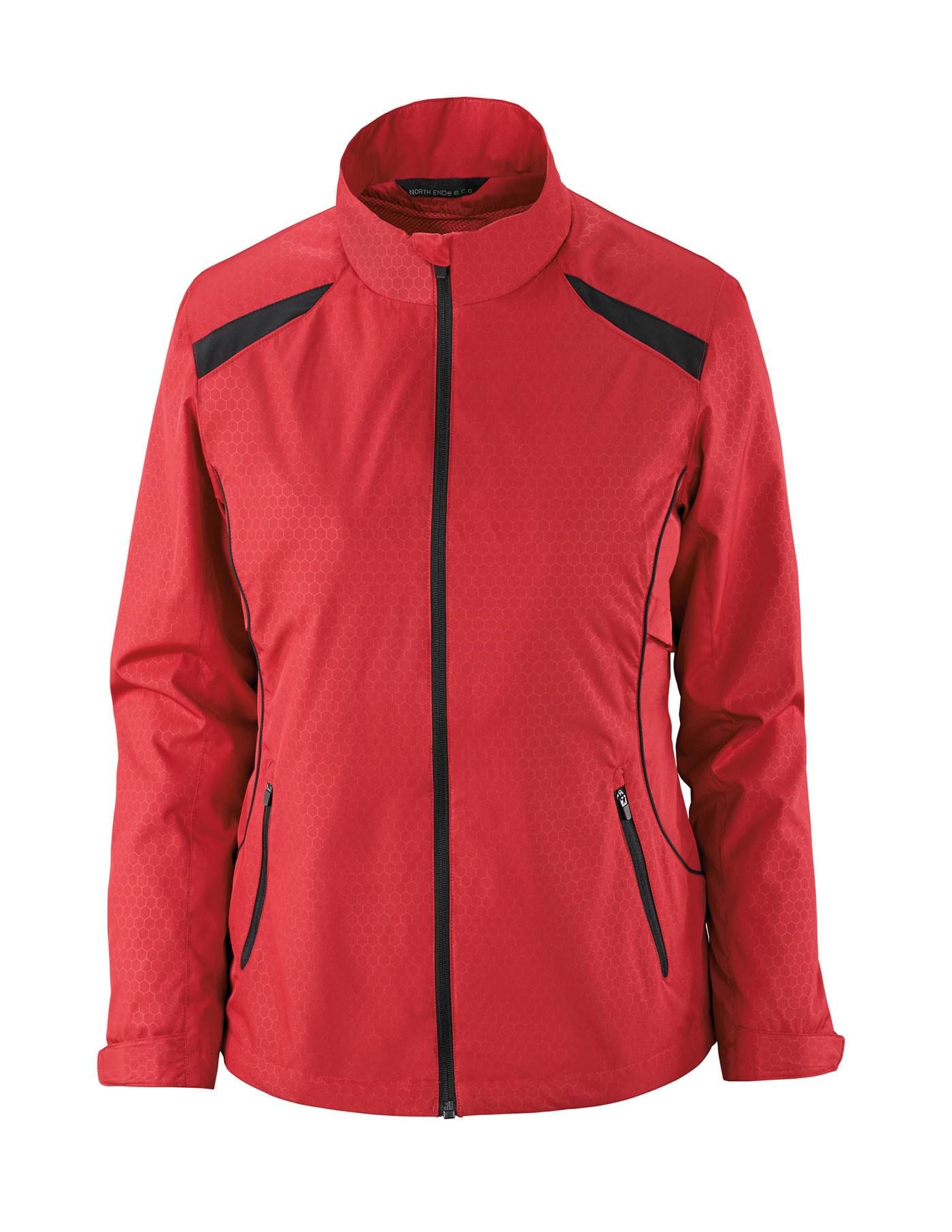 Ash City e.c.o Outerwear 78188 - Tempo Jacket Ladies'...