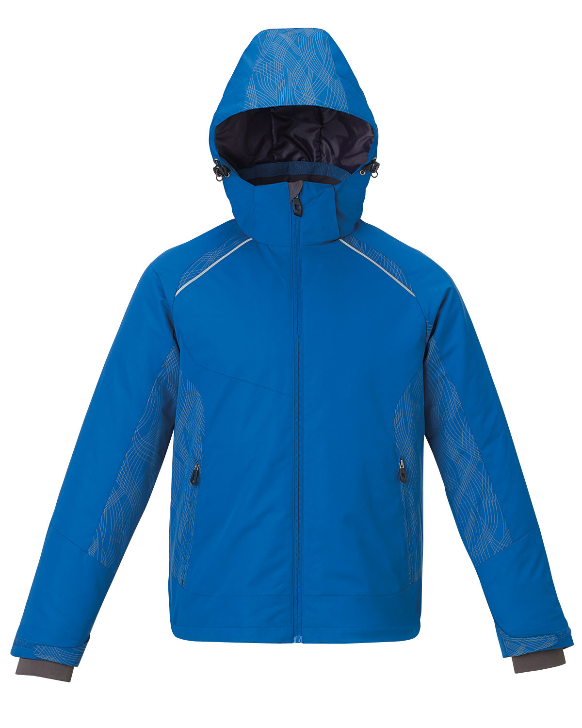 Ash City Insulated 88197 - Linear Men's Insulated Jacket ...