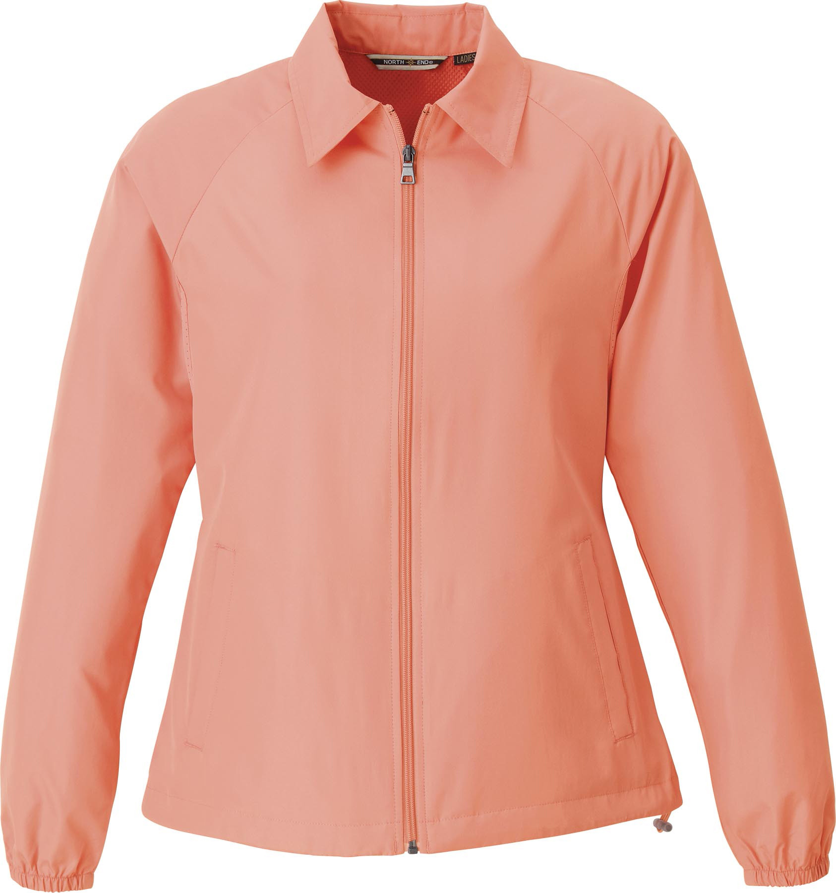 Ash City Lightweight 78055 - Ladies' Full-Zip Lightweight ...