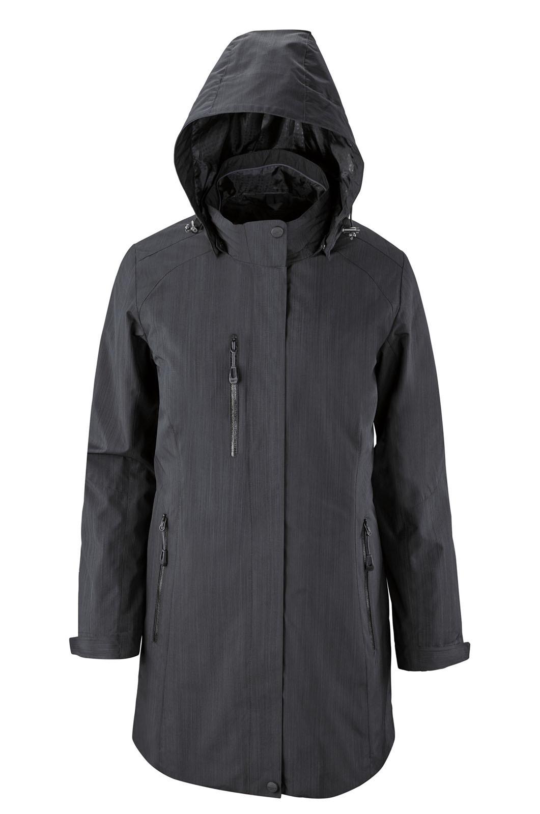 Ash City Lightweight 78670 - Metropolitan Ladies' Lightweight City Length Jacket