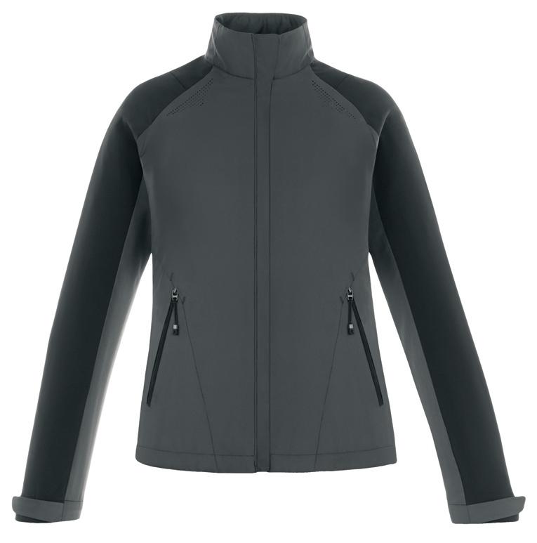 Ash City Lightweight 78695 - Borough Ladies' Lightweight Jacket With Laser Perforation