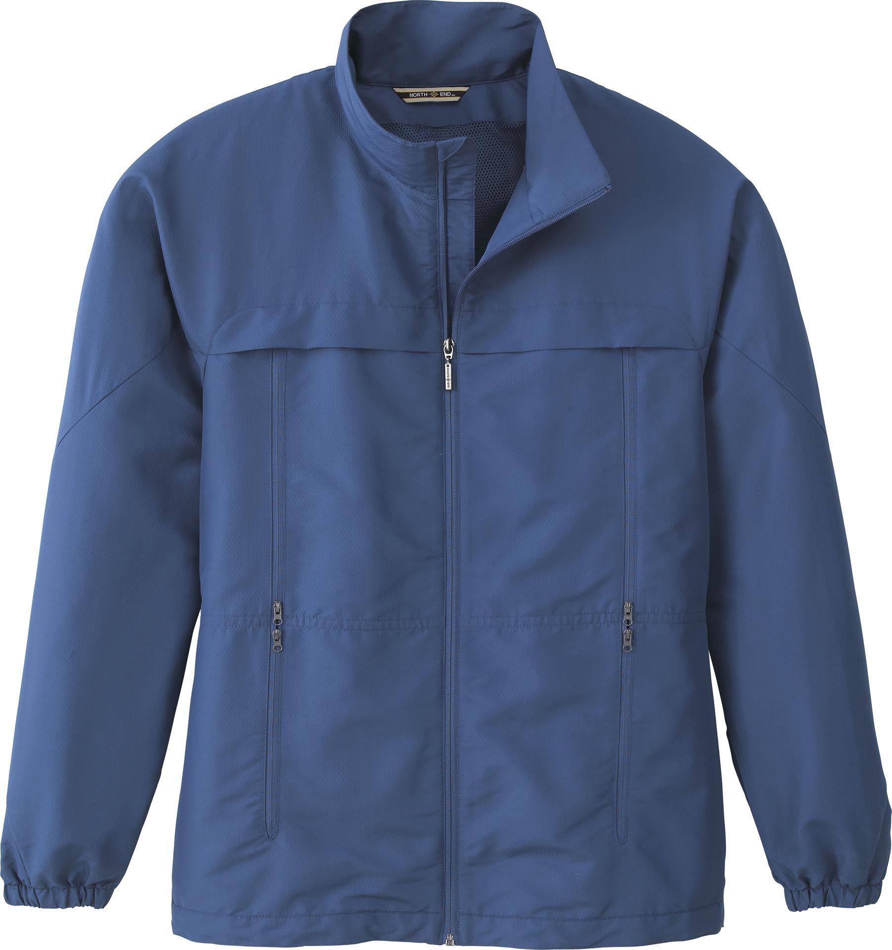 Ash City Lightweight 88152 - Men's Textured Lightweight Jacket