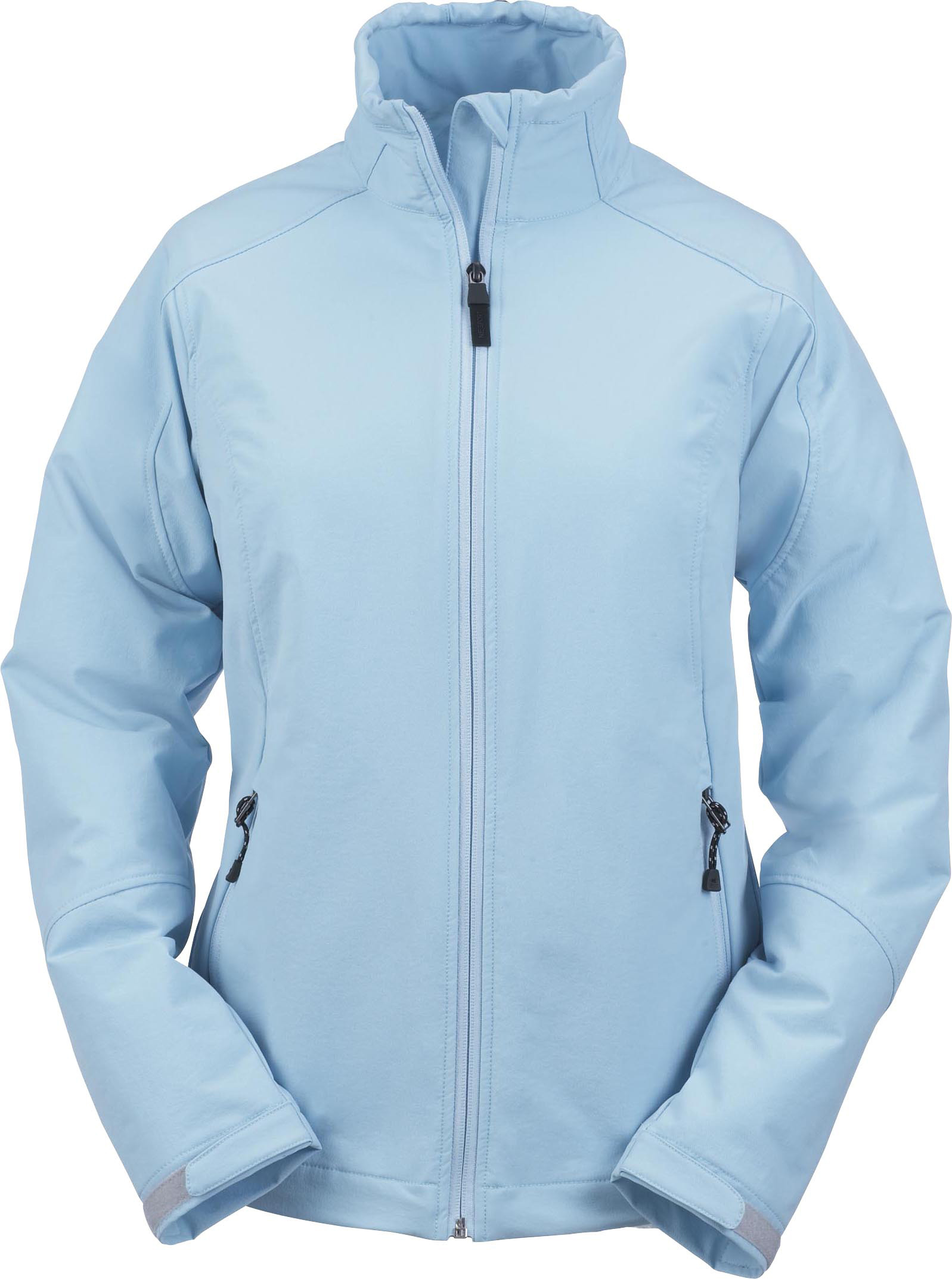 Ash City Soft Shells 78609 - Ladies' Double Weave Stretch Soft Shell Sport Jacket
