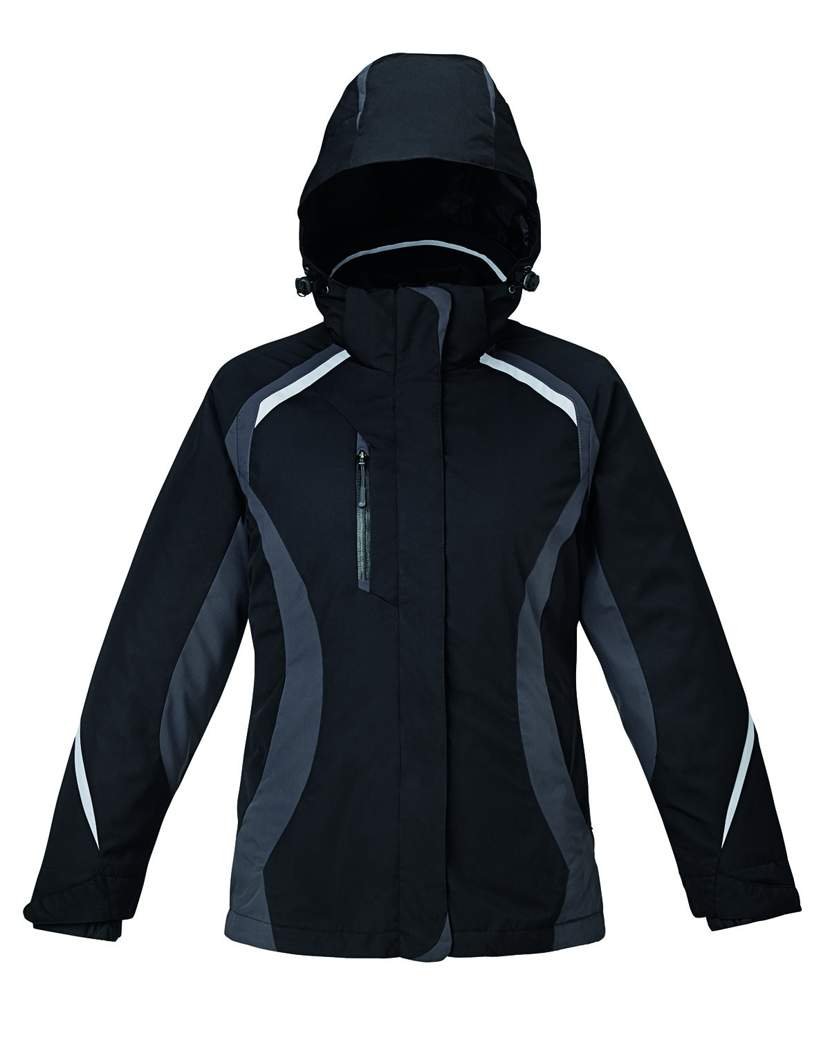 Ash City System Jackets 78195 - Height Ladies' 3-In-...
