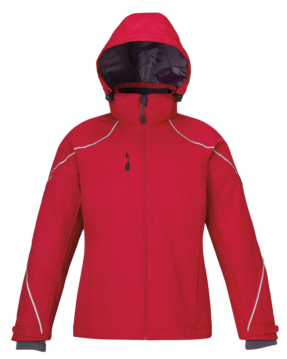 Ash City System Jackets 78196 - Angle Ladies' 3-In-1 ...