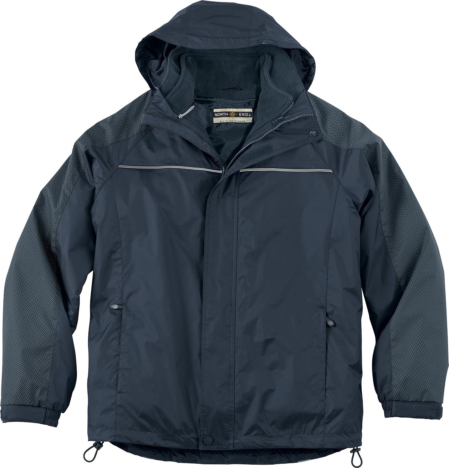 Ash City System Jackets 88124 - Men's Techno Performance ...